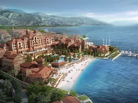 Luxury Apartments by Azerbaijan To Build Resort In Montenegro Globtour