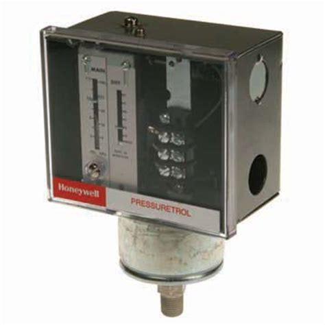 pressure switch lb honeywell