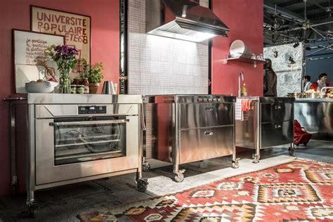 cucine alpes cucina a libera installazione in acciaio inox liberi in