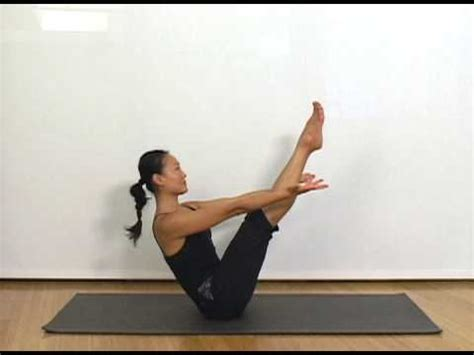 boat pose yoga video master the boat pose women s health yoga youtube