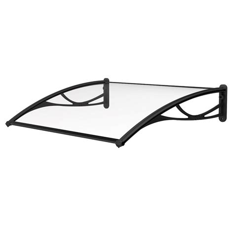 polycarbonate awning brackets unique home designs black inside mount brackets with screws 4 pack 5wg900blackimb