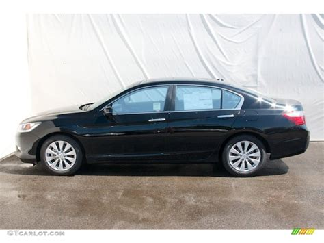 black pearl 2013 honda accord ex l sedan exterior photo 71214718 gtcarlot
