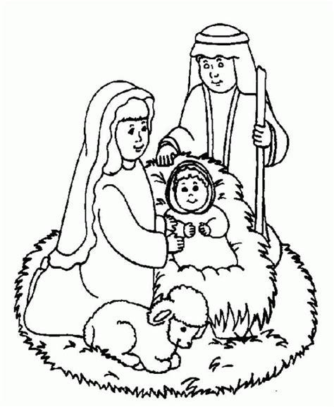 christmas bible coloring pages coloringpages1001 com