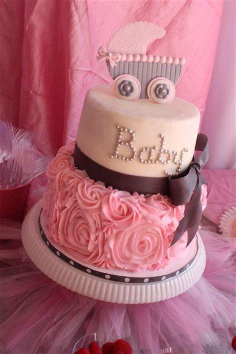 Baby Pink Bb ch 193 de beb 202 rosa e marrom decora 231 227 o bolo enfeites