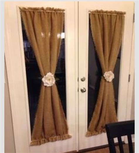 diy valance curtain diy burlap curtains curtain ideas pinterest boys