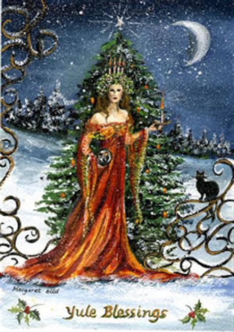 pagan is us yule winter solstice