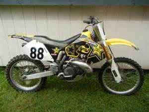 2000 Suzuki Rm 250 Graphic Rm 250 2000 Motorcycles For Sale In Ky