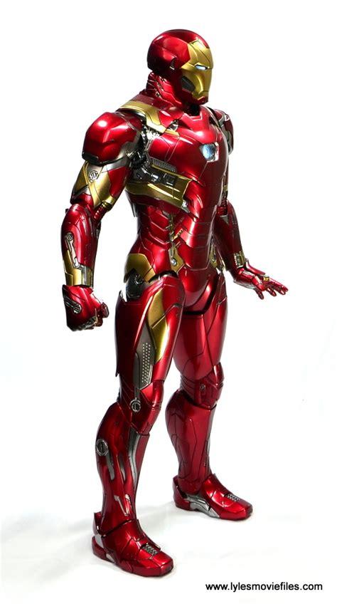 Figure Iron Captain America toys captain america civil war iron 46 figure