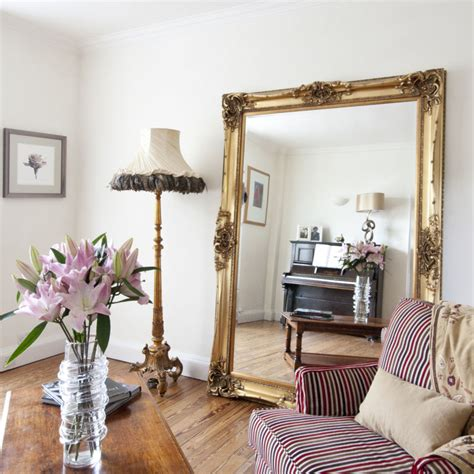 Living Room Mirror Placement Clever Ways To Use Mirrors Make Your Home Feel Bigger And