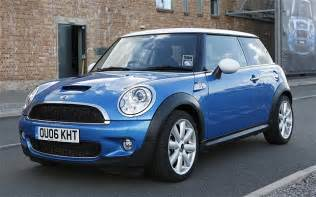 bmw mini description of the model photo gallery