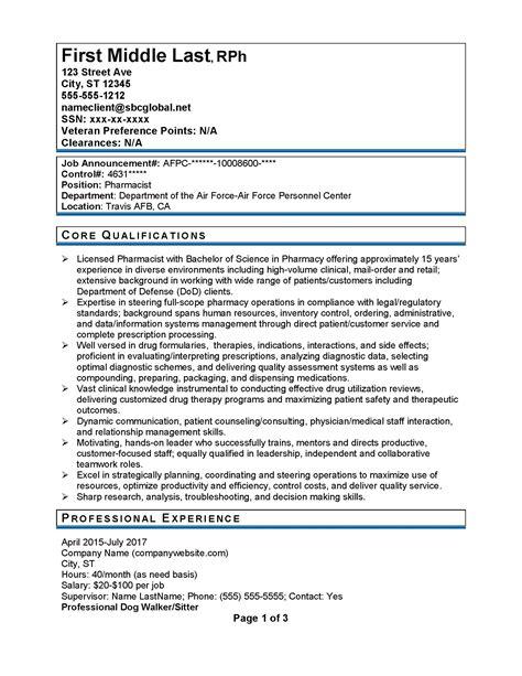 unique federal resume format unique government resume aguakatedigital templates