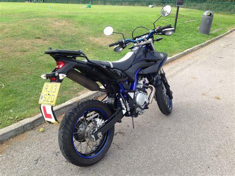 Yamaha Wr 125x 2013 yamaha wr 125 x black