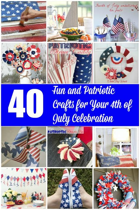 framed art diy decorating for july 4th celebrating holidays 40 fun and patriotic crafts for your 4th of july