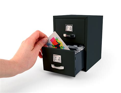 Mini Filing Cabinet Kikkerland Design Inc 187 Products 187 Mini Filing Cabinet Black