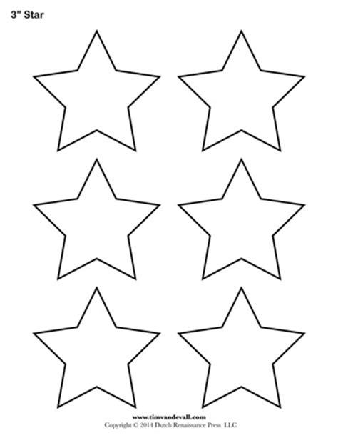 printable star sheet star template 3 inch tim van de vall