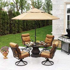 better homes and gardens wrought iron patio furniture black wrought iron 7 patio dining set w3929