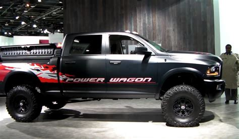 2020 Dodge Power Wagon 2500 by 2020 Power Wagon Redesign Release Date And Price 2019