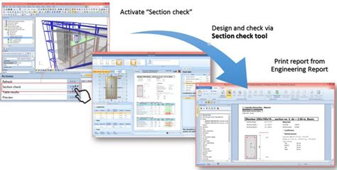 check section scia engineer 16 s concrete section check tool