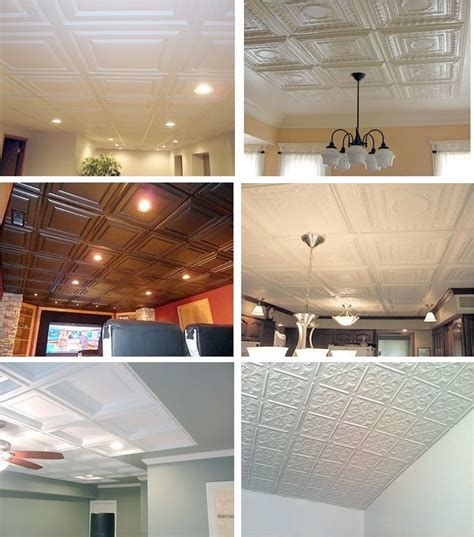 Types Of Drop Ceilings by Better Drop Ceiling Tiles Mi Casa