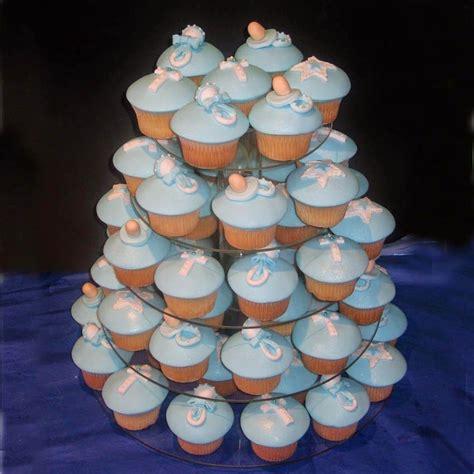 como decorar cupcakes para bautizo cupcakes decoraci 243 n para bautizos ni 241 os torti