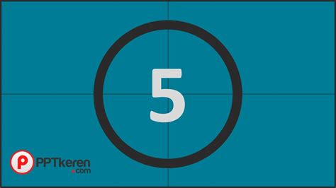 Powerpoint Countdown Timer Youtube Powerpoint Timer Free