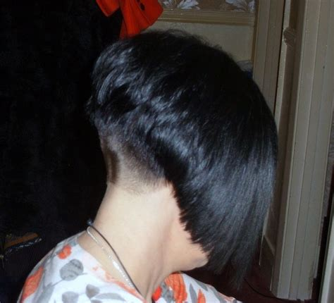 ladies haircut weight line 627 best images about short bob cuts on pinterest aline