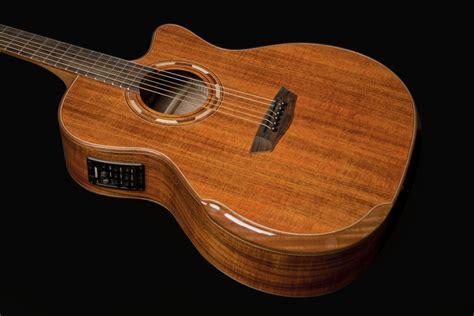 Gitar Akustik Washburn washburn wcg55ce acoustic guitar