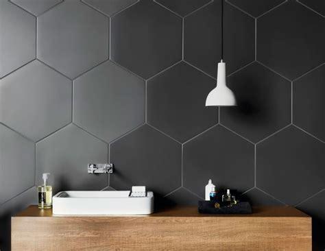 hex tile bathroom ideas about hexagon tile bathroom on pinterest tiled