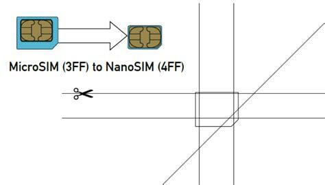 cut sim card for iphone 4 template pdf micro sim to nano sim template peerpex