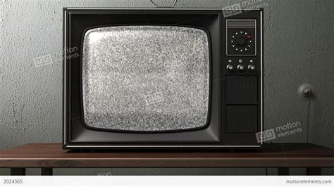 tv pictures old tv switching channels stock animation 2024365