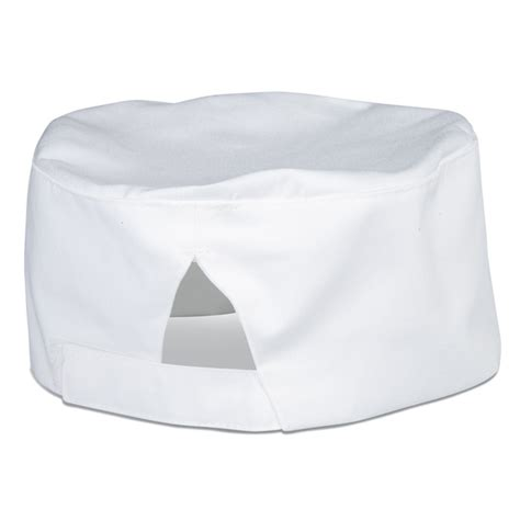 comfort chef soft stand collection 4imprint com chef beanie with velcro closure 122013