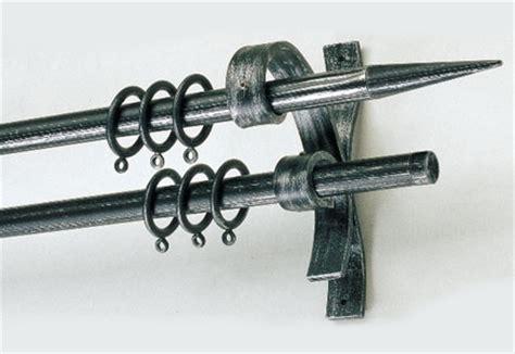 bastoni per tende doppi bastoni e accessori per tende punta tic doppio fin s 10