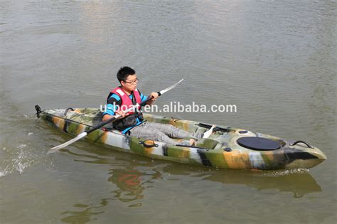 u boat kayak u boat new pedal kayak with rudder and foot pedal system
