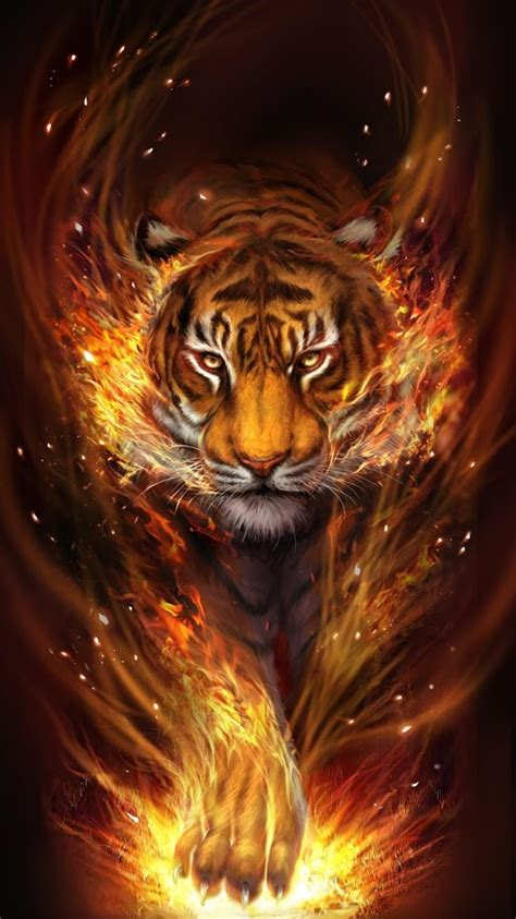 truculent tiger  wallpaper android apps  google play