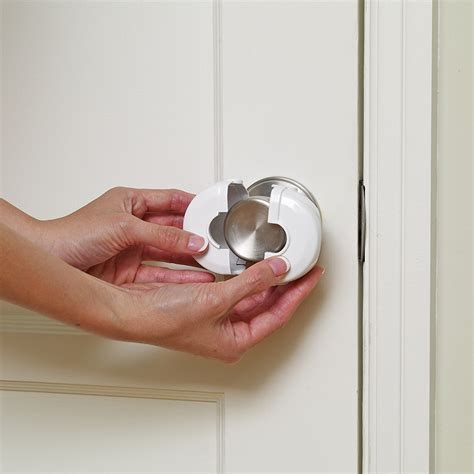 munchkin door knob covers child proof door handle
