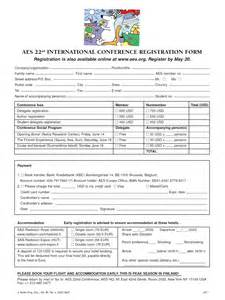 free template for registration form student registration form template free