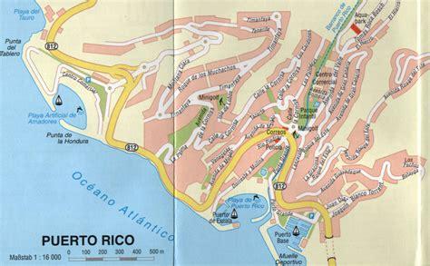 porto gran canaria map gran canaria map gran canaria