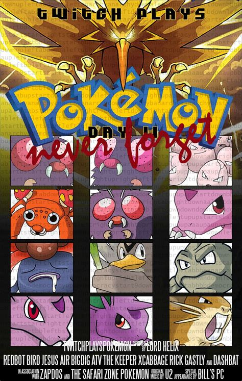 helixism and you twitch plays pokemon ffxiah com