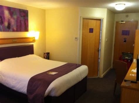 premier inn safe in room bed room picture of manchester prestwich premier inn prestwich tripadvisor