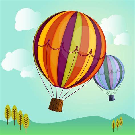 illustrator tutorial hot air balloon skillshare draw a hot air balloon in illustrator fun