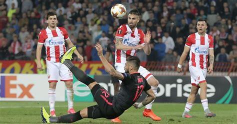 Red Star Belgrade 0 1 Arsenal Giroud Wondergoal Maintains | red star belgrade 0 1 arsenal giroud wondergoal maintains