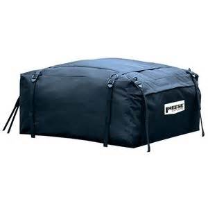Highland Cargo Management Highland Weather Resistant Car Top Carrier With Bag