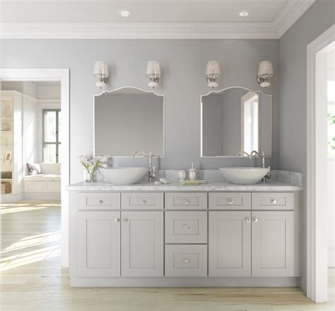 stone shaker ready  assemble bathroom vanities cabinets