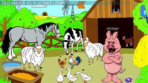 personification  animal farm video lesson transcript