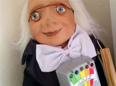haunted dolls paranormal vision movement real chucky creepy appears to show puppet