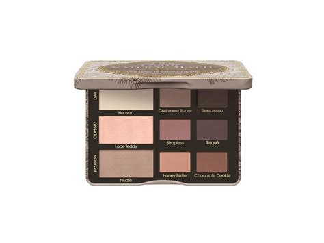 5 New Eyeshadow Palettes To Try by Faced Matte Eye Palette Ten Eyeshadow