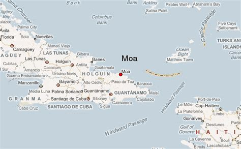 moa map moa location guide