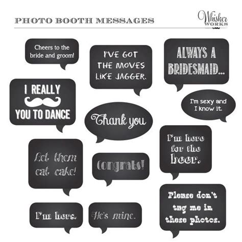 printable photo booth quotes 8 best images of free printable photo booth sayings free