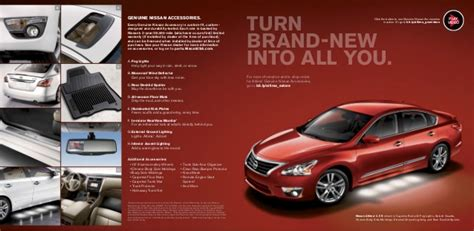 image gallery nissan altima accessories