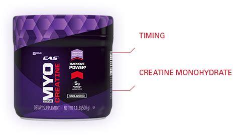 creatine timing eas myoplex creatine at bodybuilding best prices on